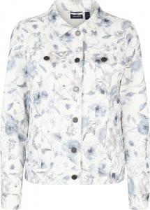 Jacka blå/blommig mary