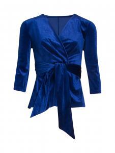 Blus/topp blå