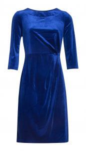 Klänning blå