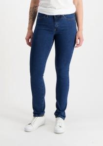 Jeans denimblå claudia