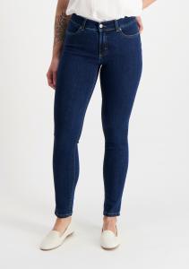 Jeans mörkdenim L32