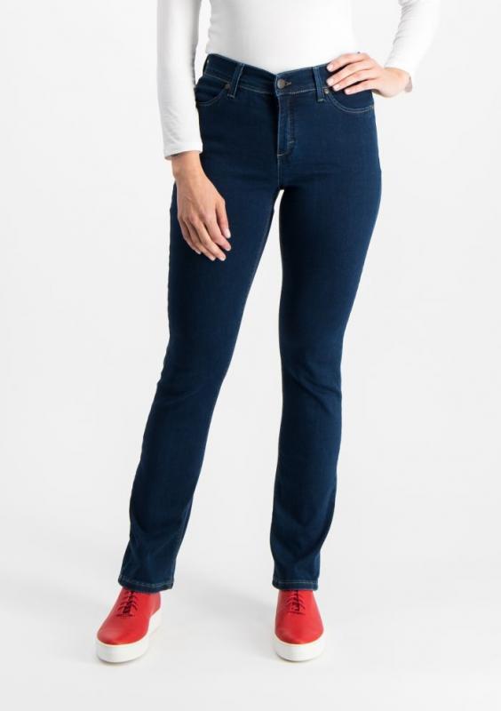 Jeans denimblå 34l straight