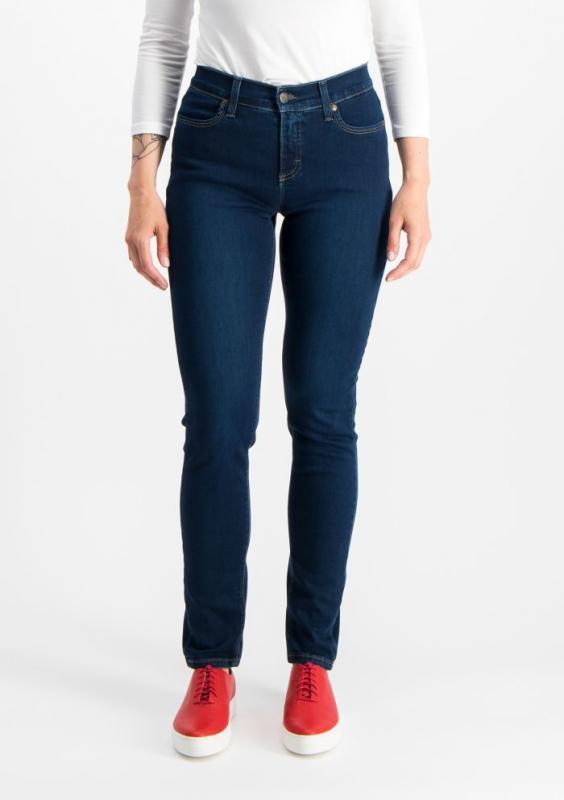Blå jeans suzie skinny
