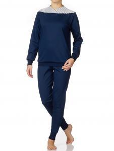 pyjamas marinblå