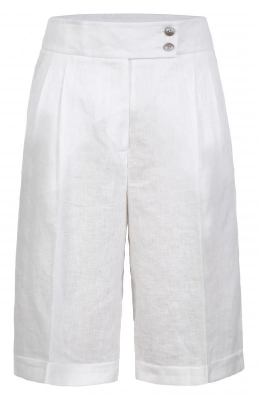 City shorts off white Alote