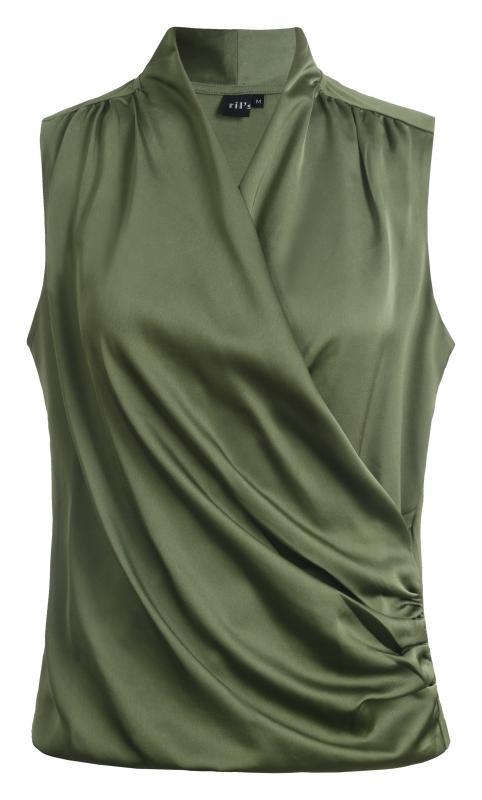 Blus omlott Lano grön