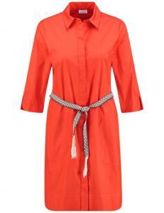Klänning orange