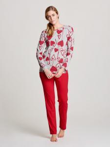 Pyjamas Hertta