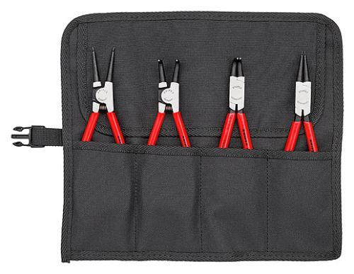 Knipex 00 19 56 låsringtångsats raka/vinklade 19-60mm