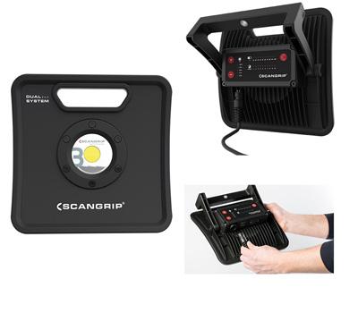 Scangrip Arbetslampa COB LED