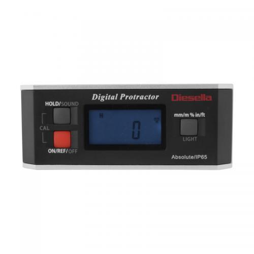 IP65 Digitalt torpedvattenpass