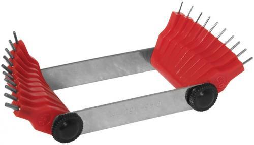Hålmått/munstyckstolk 20st 0,45-1,50mm
