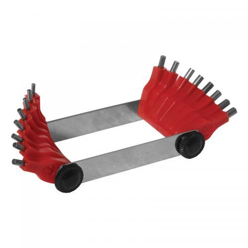 Hålmått/munstyckstolk 16st 1,50-3,00mm