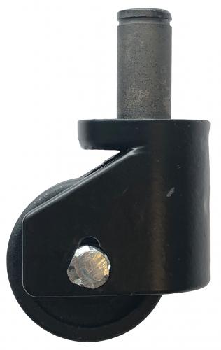 Compac 150 hjul svivlande (stål)