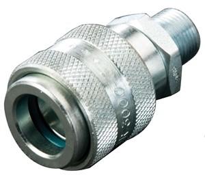 """BVA Hydraulics snabbkoppling """"Pioneer"""" hona utv 3/8"""" NPT"""