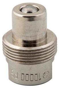 """BVA Hydraulics snabbkoppling """"Pioneer"""" hane inv 3/8"""" NPT"""