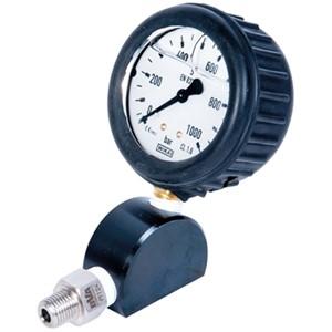 BVA Hydraulics Manometer Ø63mm inkl. hållare