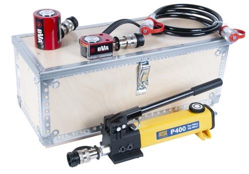 BVA Hydraulics flat- & lågprofilcylinderkit 10/20 ton