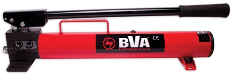 BVA Hydraulics 2-stegs handpump 700 bar (1100cm³)