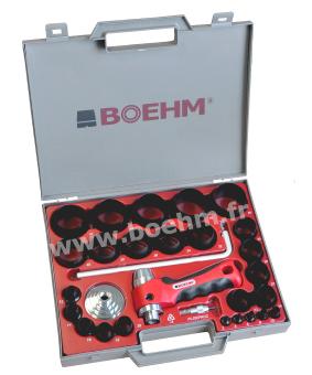 Boehm JLB 350PACC Huggpipesats 3-50mm