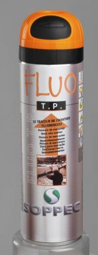Soppec fluorescerande markeringsfärg ORANGE