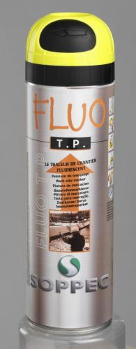 Soppec fluorescerande markeringsfärg 12-pack
