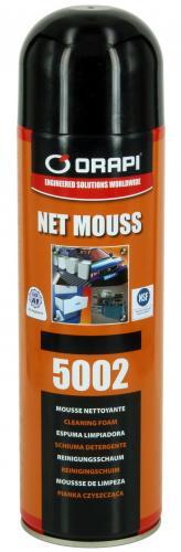 Orapi 5002 Net Mouss Rengöringsskum