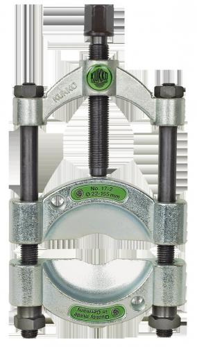 Kukko 17-serien / Avdragarplatta, lagerseparator med snabbspindel