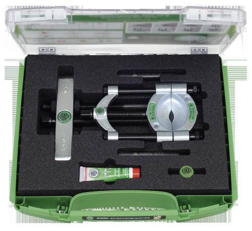 Kukko 17-serien / Lagerseparator med snabbspindel set