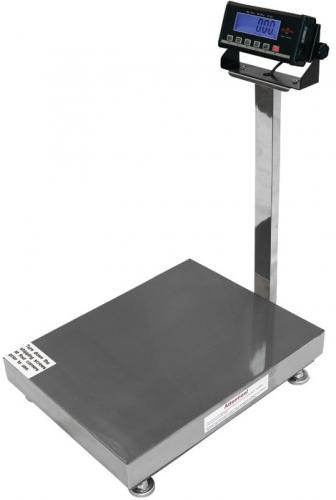 Golvvåg digital LCD-display 150kg