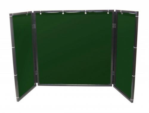 Svetsvägg, svetsskydd bänkmodell 450x900x450mm