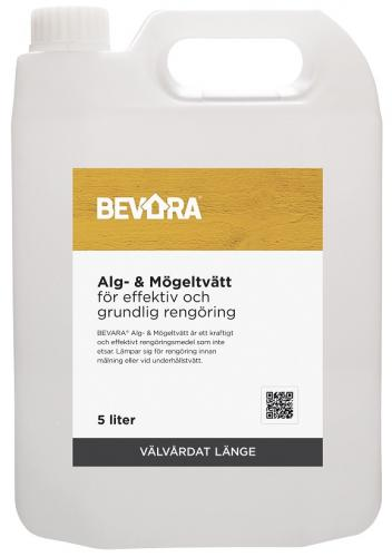 BEVARA Alg- & Mögeltvätt 5L