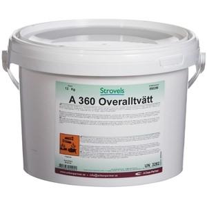 Overalltvätt pulver 10 kg