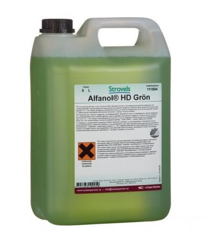 Strovels Alfanol HD Grön
