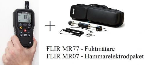Flir MR77+MR07 Fuktmätarpaket