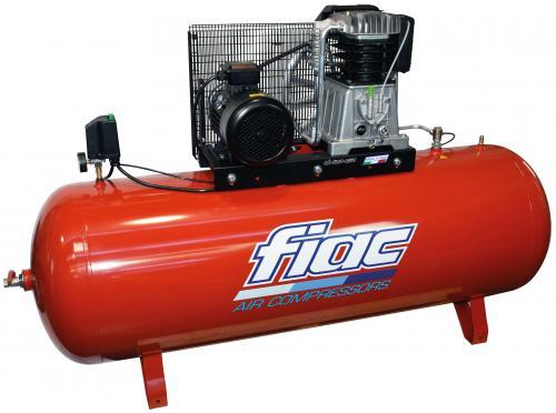 Fiac 1000/500l kolvkompressor industri