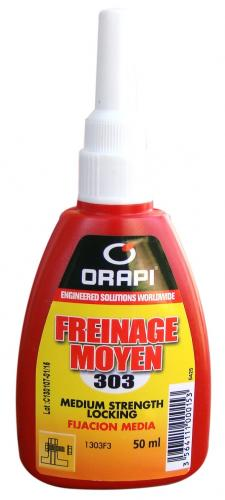 "Orapi 303 Gänglåsning ""medium"" 50ml"