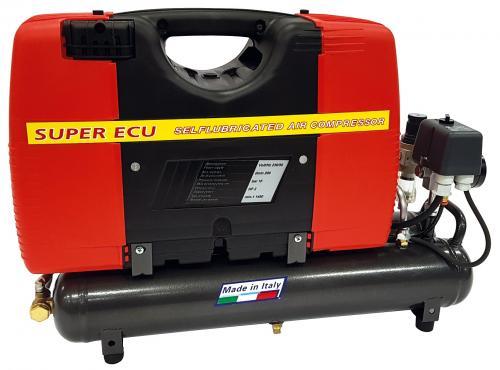 Fiac Super ECU kompressor oljefri 1-fas