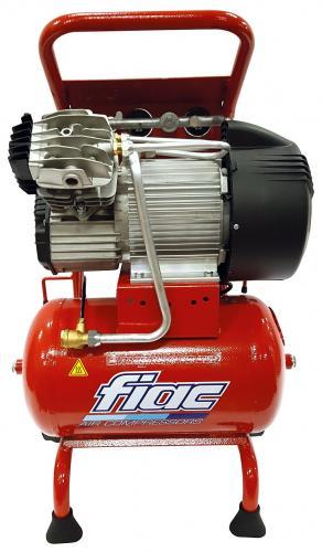 Fiac Supermagnum VS255 kompressor oljefri 1-fas