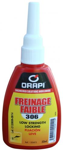 "Orapi 306 Gänglåsning ""low"" 50ml"