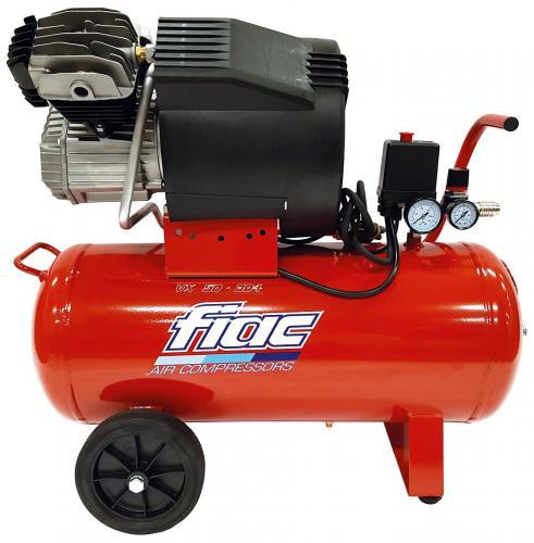 Fiac VX 304-50 kolvkompressor 2-cyl 2,5hk