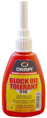 Orapi 316 Låsvätska/fixeringsmedel 50ml