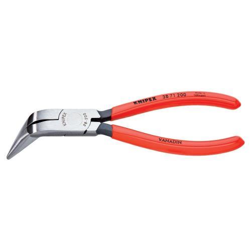 Knipex 38 71 200 - Mekanikertång böjd 70 grader