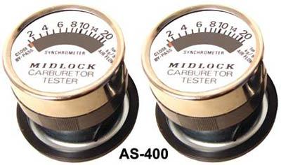 Midlock synkroniseringstestare