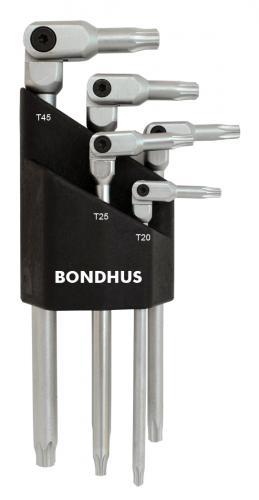 Bondhus HEX-PRO ledade torxnycklar