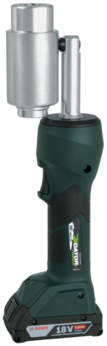 Greenlee LS 50 FLEX hydrauliskt hålstansverktyg batteridrivet (Bosch 18V)