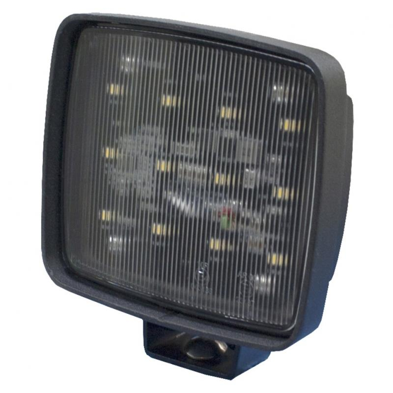 Flextra arbetsbelysning/backljus LED 12x1,5w (18w) wide