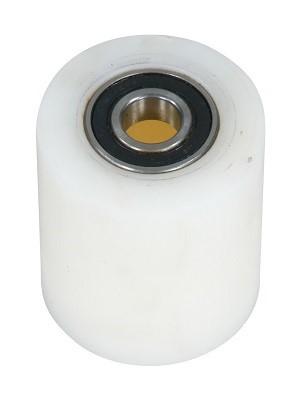Gaffelhjul BN, inkl lager 80x70mm