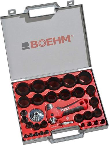 Boehm JLB 250PA Huggpipesats 2-50mm