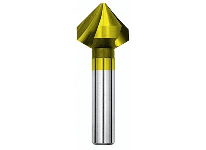 Försänkare 90° för 3-backs chuck (ej cylindriskt skaft) 12.4 - 80.0 mm